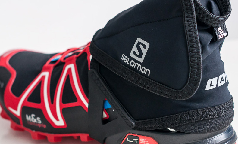 Pokonaj Astmę » Salomon S Lab Trail Gaiters High